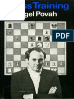Povah, Nigel - Chess training-Faber and Faber (1981)