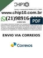 (21)989163008 Modulos Aracaju