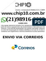 Manutenção Módulos (21) 98916-3008 Zap Rondonópolis