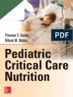 Pediatric Critical Care Nutrition.pdf