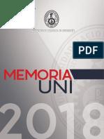 memoria uni 2018