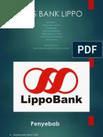 PPT Kasus Bank Lippo Ekbisss