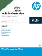 HP MSR Next Gen Technical Overview