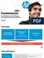 HP Router Enablement Basic 1 - WAN Routing Fundamentals Training TTP_v1.2