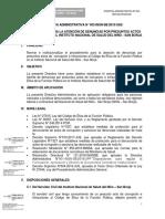PROCEDIMIENTO PARA ATENCIÓN DE DENUNCIAS INSN SB