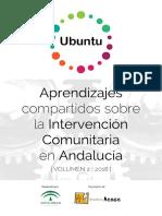 APRENDIZAJES COMPARTIDOS SOBRE LA INTERVENCIÓN COMUNITARIA EN ANDALUCIA