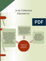 Proyecto de Gobiernos  Alternativos.pptx