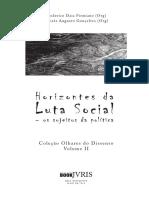 Livro - Horizontes da luta social - os sujeitos da política.pdf