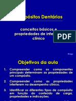 Compósitos Dentários