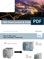 Day 1 - 10.45 - 11.45 7SR Overcurrent & Voltage