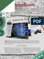 Lovecraftesque Scenario LIBERACI DAL MALE