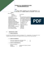 INFORME DE TRABAJOS EJECUTADOS MAYORES METRADOS.docx