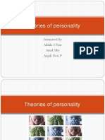personality theory ppt