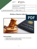 Direitos Laborais
