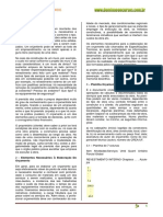 I- Programação, Controle e Acompanhamento de Obras
