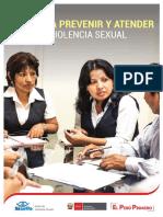 Guia de Violência Sexual - Peru