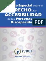 educacion para los derechos humanos Acceibilidad