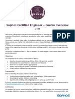 SUCE_EO30_v9.3.0-_Course_Description_-_UTM