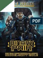 Binary Pair (Star Justice Book - Michael-Scott Earle.epub