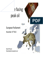 Benoit_Thevard_Europe facing peak oil