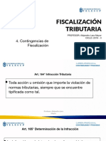 4. Contingencias de Fiscalizacion