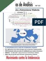 Cuad.nº61-Intolerancia.-Extremismo