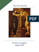 Piers A. Vaughan - Spiritual Healing