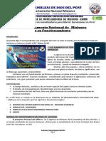 El DNM Y SU FUNCIONAMIENTO- Agosto 2020