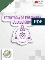 Estrategia de enseñanza colaborativa-Educación Inclusiva