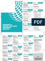 Measures to support the global newspaper industry