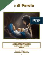 Sete di Parola - IV Settimana Avvento-Natale_A.doc