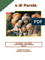 Sete di Parola - II settimana di Natale - A.doc