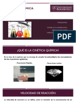 Cinetica Química Diapos (Ppt)