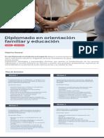 Diplomado en orientación familiar y educación-1