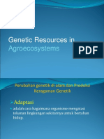 07.Genetic Resources in Agroecosystem