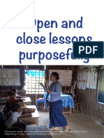 8. Open and close lessons purposefully.pdf