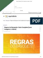 Regras do Basquete_ Guia Completo(2020)