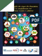PDF - Redução do Risco de Desastres e a Resiliência no Meio Rural e Urbano.