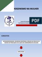 Hiperandrogenismo na Mulher2014