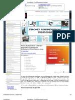 AutoSpeed - Front Suspension Designs
