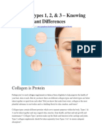 Collagen Types 1