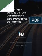 Apostila - Curso Marketing e Vendas de Alto Desempenho para ISPs