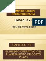 UNIDAD 3  CLASE 10 Y 11