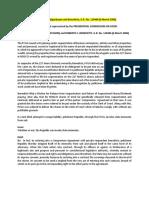 Consti2Digest – PCGG vs Sandiganbayan and Benedicto, G.R. No. 129406 (6 March 2006)