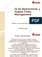 Gerencia de Operaciones - Sesión 1 y 2
