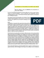 Consti2Digest – Juan Luna Subdivisio, Inc. vs M. Sarmiento, Et Al, GR L-3538, (28 May 1952