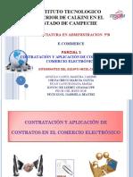 LA-ECOM-B-HECELCHAKAN.contratacion y Aplicacion de Contratos en El Comercio Electronico