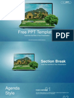 Online Real Estate PowerPoint Templates.pptx