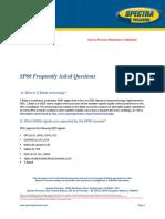 SP60 FAQ