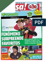 Planner Sports é destaque no jornal Massa